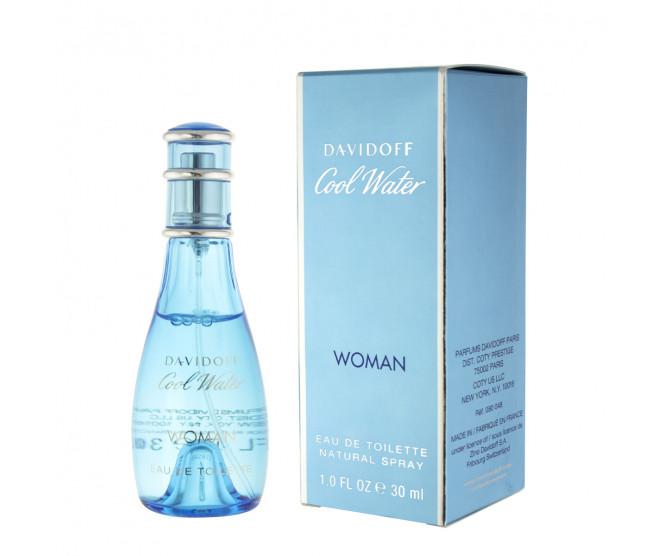Davidoff Cool Water for Women EDT poškozená krabička 30 ml W