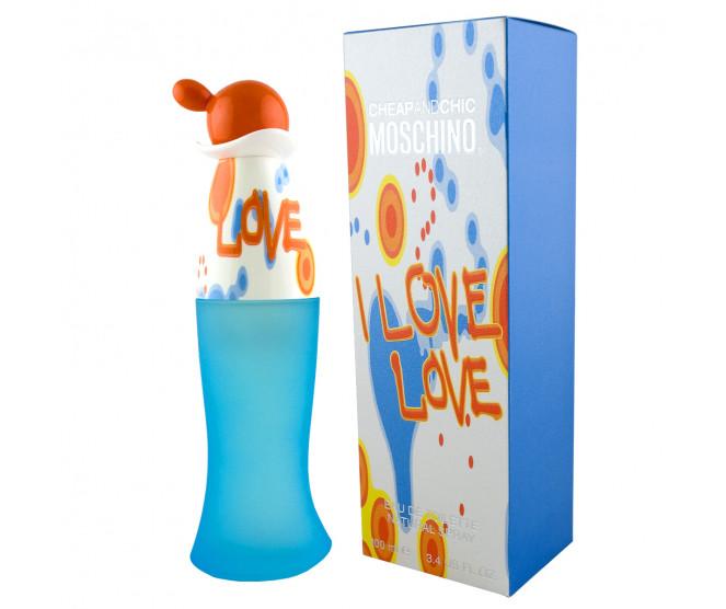 Moschino Cheap & Chic I Love Love EDT 100 ml W