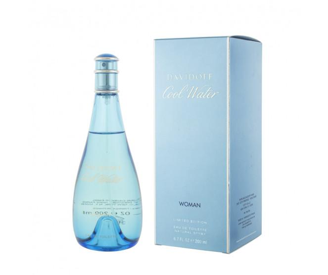 Davidoff Cool Water for Women EDT 200 ml W