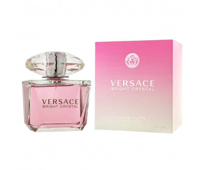 Versace Bright Crystal EDT 200 ml W