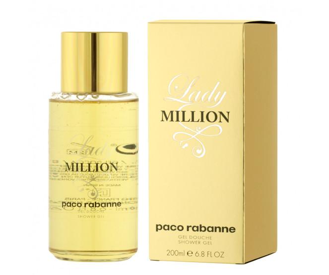 Paco Rabanne Lady Million SG 200 ml W