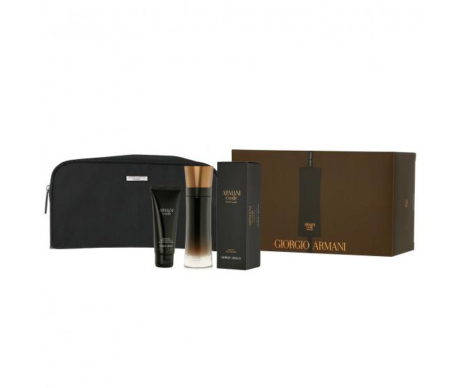Armani Giorgio Armani Code Profumo EDP 110 ml + SG 75 ml + kosmetická taška M