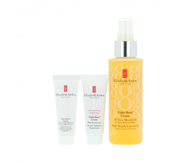 Elizabeth Arden Eight Hour Hydrate & Nourish Kit