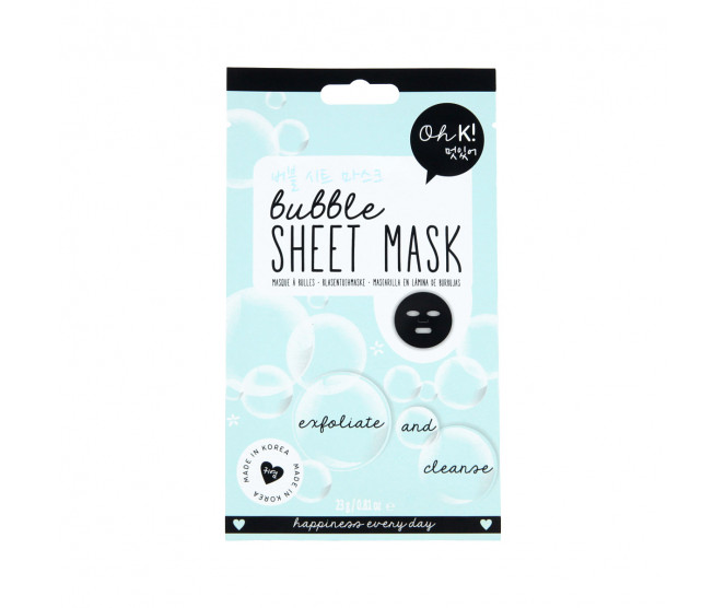 Oh K! Bubble Sheet Mask 20 ml