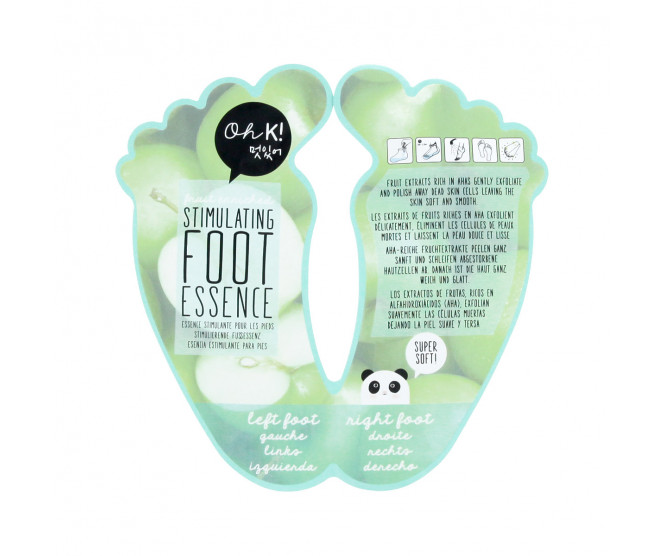 Oh K! Fruit Enriched Peeling Foot Mask 40 ml