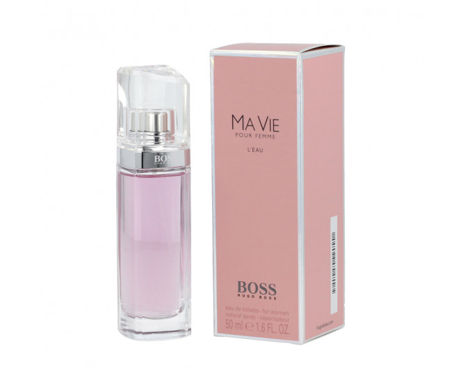 Hugo Boss Boss Ma Vie Pour Femme L'Eau EDT 50 ml W