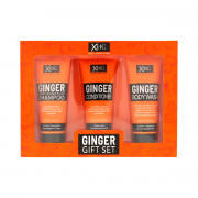 Xpel Ginger Shampoo 100 ml + Conditoner 100 ml + Body Wash 100 ml