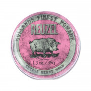 REUZEL Styling Pink Pomade Grease Heavy Hold 35 g