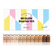 Stayve BB Glow Starter Kit 12 × 8 ml