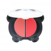 Tonymoly Panda's Dream Dual Lip & Cheek (Pink Baby) 2 x 1,7 g