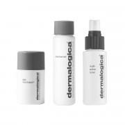 Dermalogica PreCleanse 30 ml + Daily Microfoliant 13 g + Multi-Active Toner 50 ml
