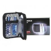 Mexx Man EDT MINI 10 ml + EDT MINI Black for Him 10 ml + pouzdro M