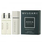 Bvlgari Aqva Pour Homme EDT plnitelný 3 x 15 ml M
