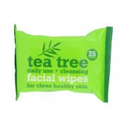 Xpel Tea Tree Cleansing Facial Wipes 25 ks