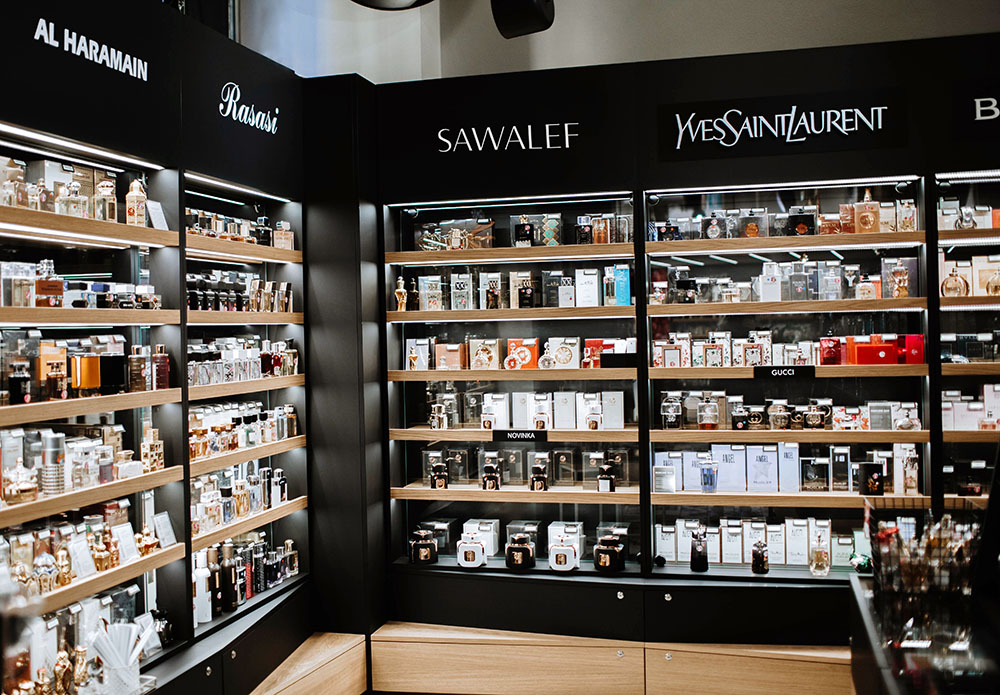 Fragranza Perfume Gallery